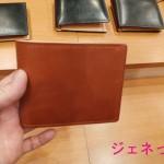 ブライドルの2つ折り財布