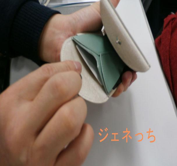 ハンモック-カード入れ部分