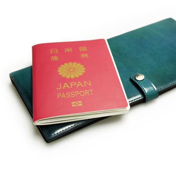 YTR340 パスポートケース パスポート共に