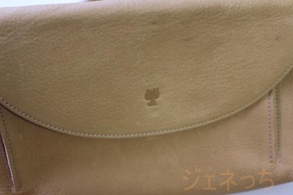 ハローキティの日本製レザーミニショルダーバッグ