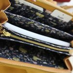 ハローキティのお財布の中は、こんな感じです