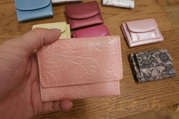GIRLのミニ財布
