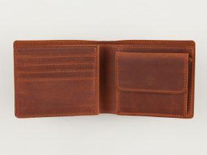 クレイジーヌバック 二つ折り財布