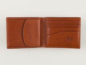 ミネルバOV 二つ折り財布