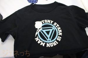 メンズトニー・スタークTシャツ