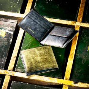 ゴールドマイニング エクスプローション 2つ折り財布